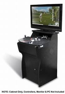 X Arcade Tankstick Cabinet Plans