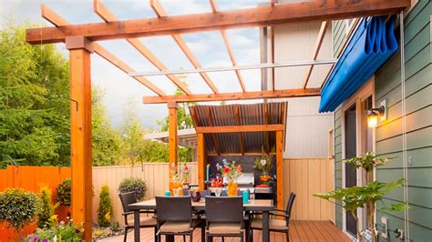 retractable patio awning  home ideas youtube