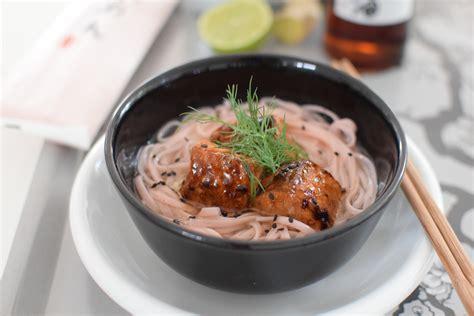 cuisine fut saumon les nouilles de cerisiers au saumon lovalinda