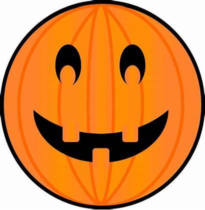 Lantern Jack Halloween Clipart Face Pumpkin Mouth