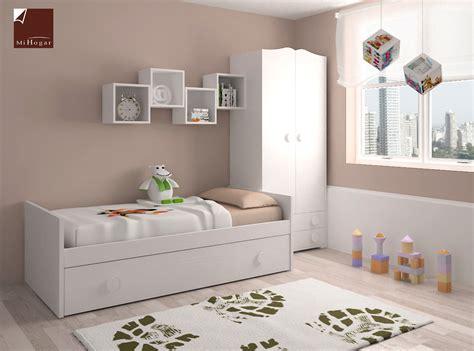 dormitorio infantil  mvs muebles mi hogar