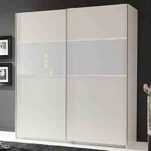 Kleiderschrank Weiß Grau : schwebet renschrank marlon in wei mit strass ~ Buech-reservation.com Haus und Dekorationen