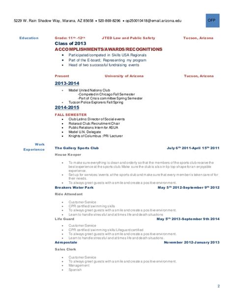 Cpr Certification On Resume Exle by How To Show Cpr Certification On Resume