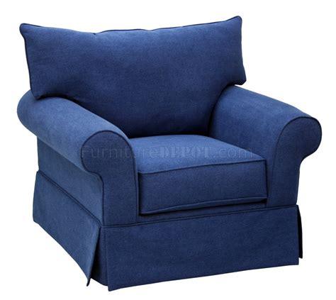 denim sofa and loveseat blue denim fabric modern sofa loveseat set w options