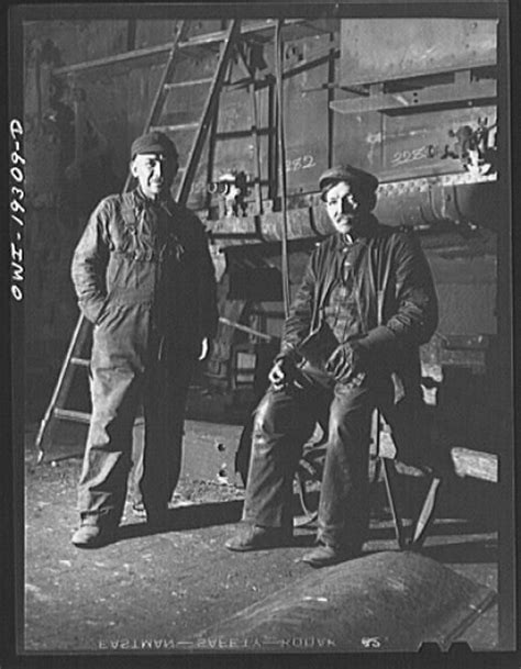 Topeka, Kansas. Two Mexican workers employed at the