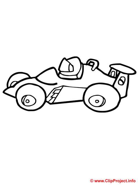 rennwagen formel  ausmalvorlagen kostenlos