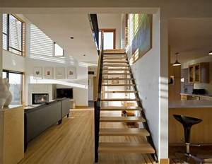 Holzboden In Der Küche : freitragende treppe coole ideen ~ Sanjose-hotels-ca.com Haus und Dekorationen