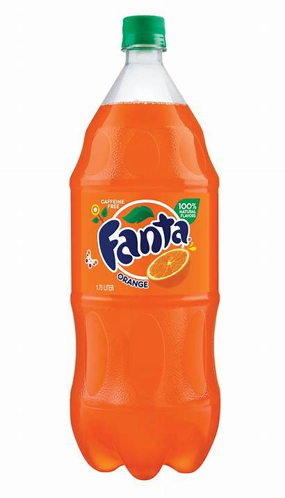 Fanta Soda Orange Caffeine 2l Flavored Pop