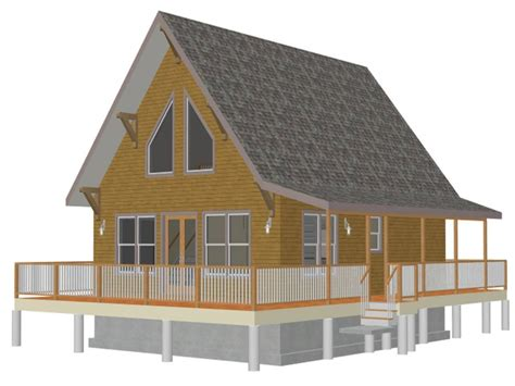 small cabin house plans  loft small house cabin prices