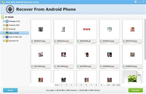 android photo recovery any android data recovery