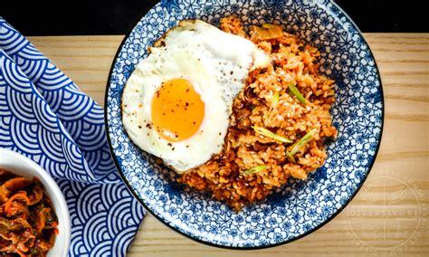 kimchi fried rice kimchi bokkeumbap diversivore