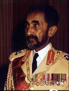 King Haile Selassie I the first lives and guides us ...