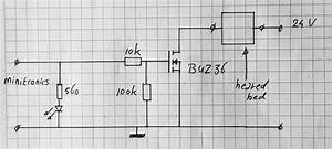 Heater Power Mos Fet Circuit