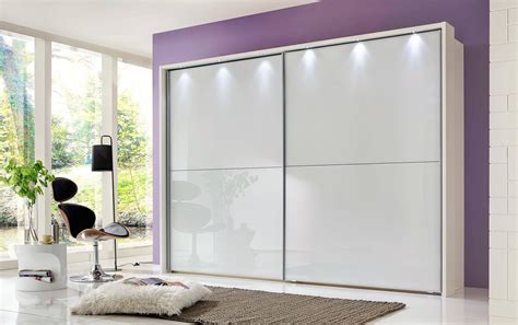 Linus by Stylform - Glass Sliding Door Wardrobe - Head2Bed UK