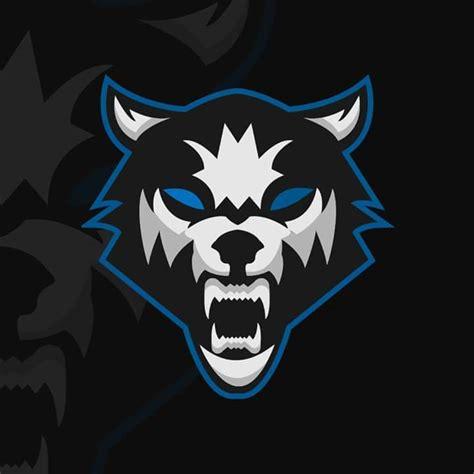 Nick Wellfair Design On Twitter Wolf Emblem 😁 Logo