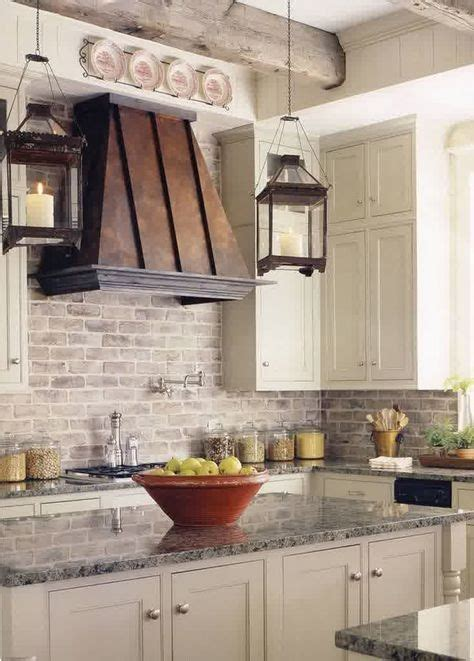 adding backsplash to kitchen adding brick to the inside of your home evolution of style 3988