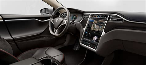 Get Tesla 3 Entertainment System Pictures