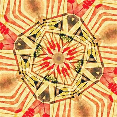California Pattern Southwestern Giphy Kaleidoscope Gifs Tweet