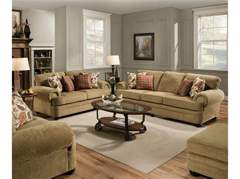 oversized sofa and loveseat thunder topaz collection