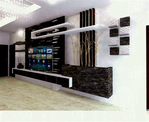 Lcd Wall Designs Furniture Led Tv Design Panel Unit For