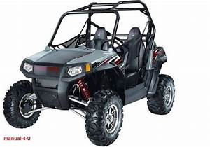 2009 Polaris Ranger 800 Rzr Rzr S Service Repair Manual