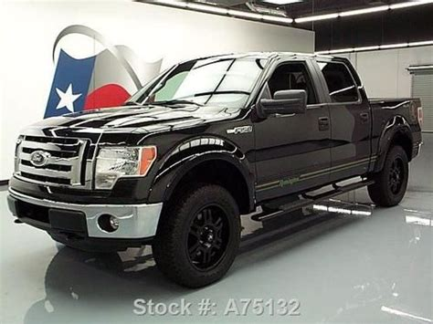 Purchase Used 2012 Ford F150 4x4 Crew Remington Edition