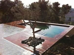 Piscine En Bois Hors Sol : piscine 100 bois d couvrez cette nouvelle piscine bois ~ Dailycaller-alerts.com Idées de Décoration