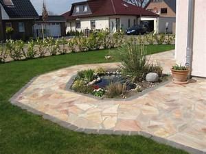 Garten Terrasse Holz Anlegen : garten terrasse gestalten ideen kunstrasen garten ~ Sanjose-hotels-ca.com Haus und Dekorationen
