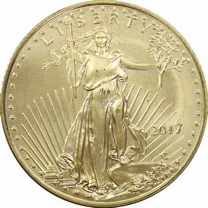 Gold Value Eagle American Ounce 10th Coin