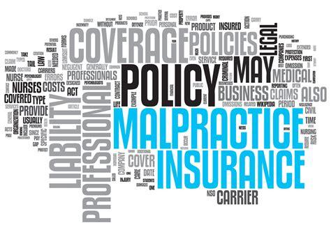 Washington state's mandatory auto and motorcycle insurance law. Medical Malpractice Insurance Non-Renewal
