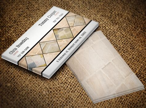 flooring business cards 16 bold serious flooring business card designs for a flooring business in united states