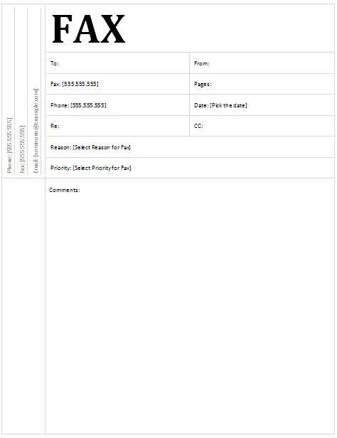 facsimile cover sheet  images ayenka templates