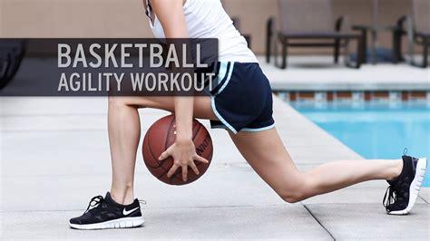 basketball agility workout youtube