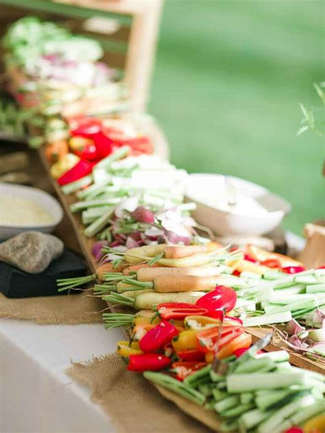 Barbecue Wedding Food Ideas