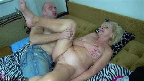 Young Girls And Old Grannies Masturbate And Fucking With A