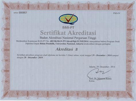 Contoh Surat Akreditasi Perguruan Tinggi Cpns by Sertifikat Akreditasi Ti Jpg 083 Contoh Surat Akreditasi