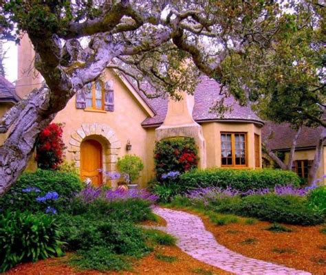 beautiful cottage houseplans 22 peaceful cottage designs that seem like taken from a