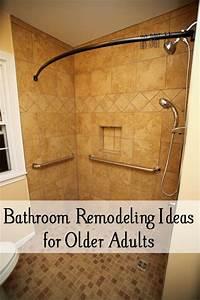 Bathroom, Remodeling, Ideas, For, Older, Adults
