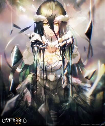 Overlord Albedo Ending Anime Deviantart S2 Ii
