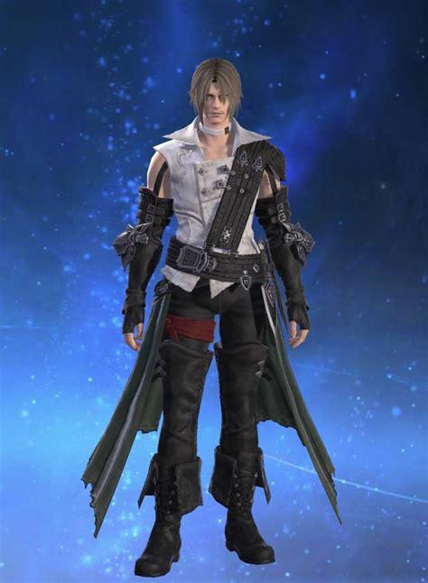eorzea  scion rogues jacket final fantasy xiv