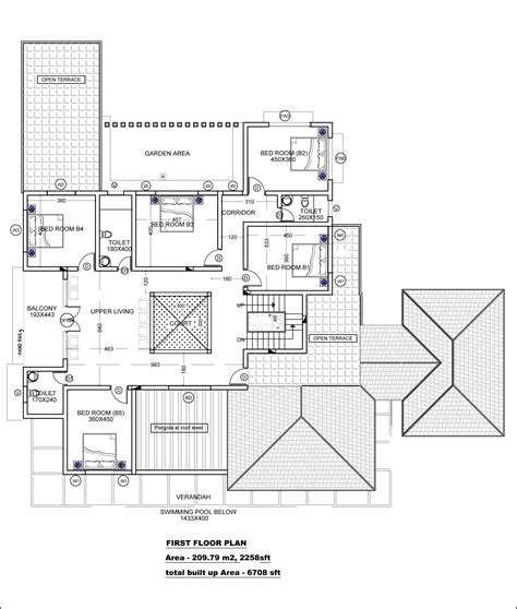 house plans with swimming pools contemporary house plans with pools modern house