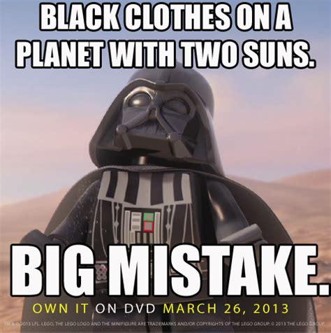 Star Wars Love Meme - fun memes for lego star wars the empire strikes out no r eruns net