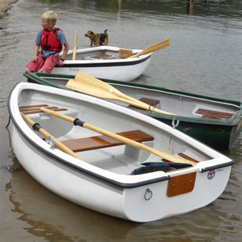 Rowing Boat Name by Personalised Classic Fibreglass Rowing Boat 8ft Rowing