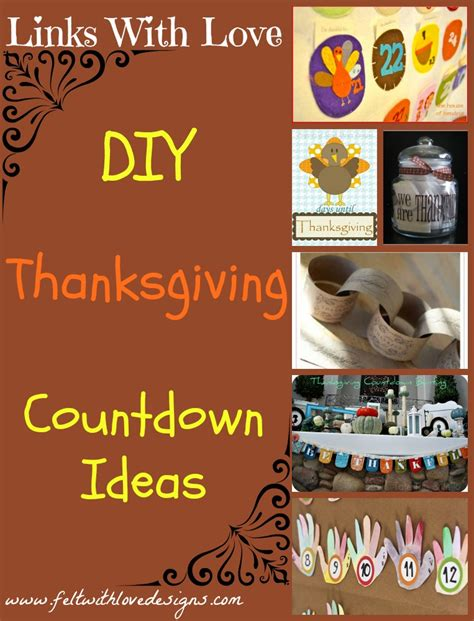 thanksgiving countdown thanksgiving countdown calendar images