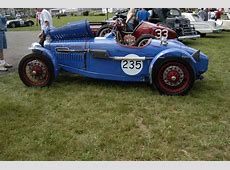 Auction results and data for 1933 Riley Special