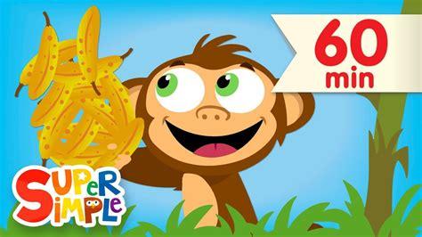 Counting Bananas + More  Kids Songs & Nursery Rhymes  Super Simple Songs Youtube