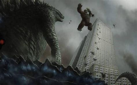 Godzilla Vs. Kong (2020) Artwork