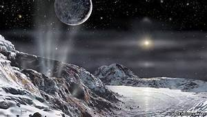 Icebergs on Pluto's Sea of Frozen Nitrogen – Astronomy for ...