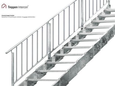 außentreppe 3 stufen au 223 entreppe innotec als wangentreppe mit 3 stufen g 252 nstig