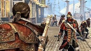 Assassin's Creed Rogue Bounty Hunters Vs Templar Master ...
